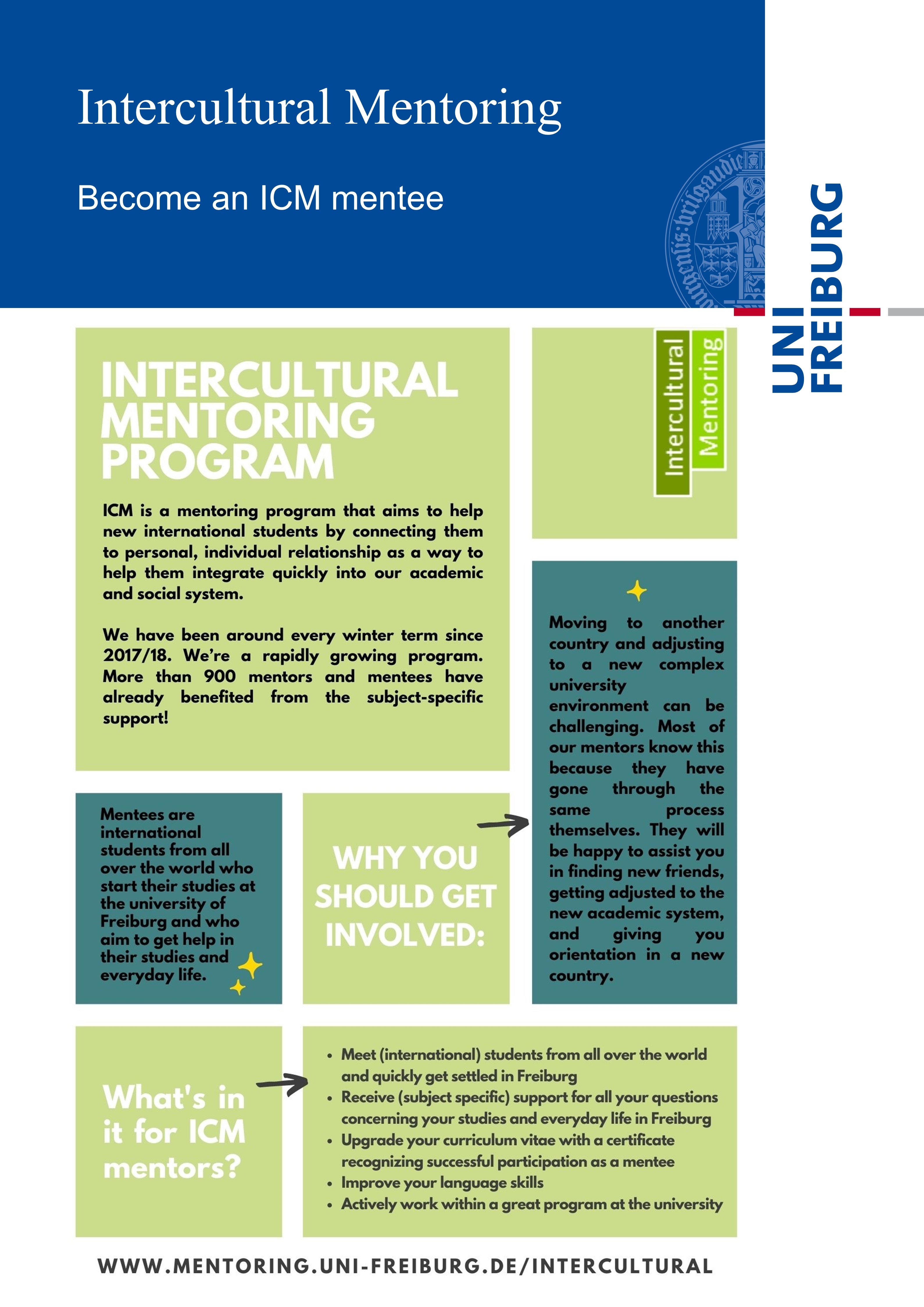 ICM Flyer mentee Seite 1