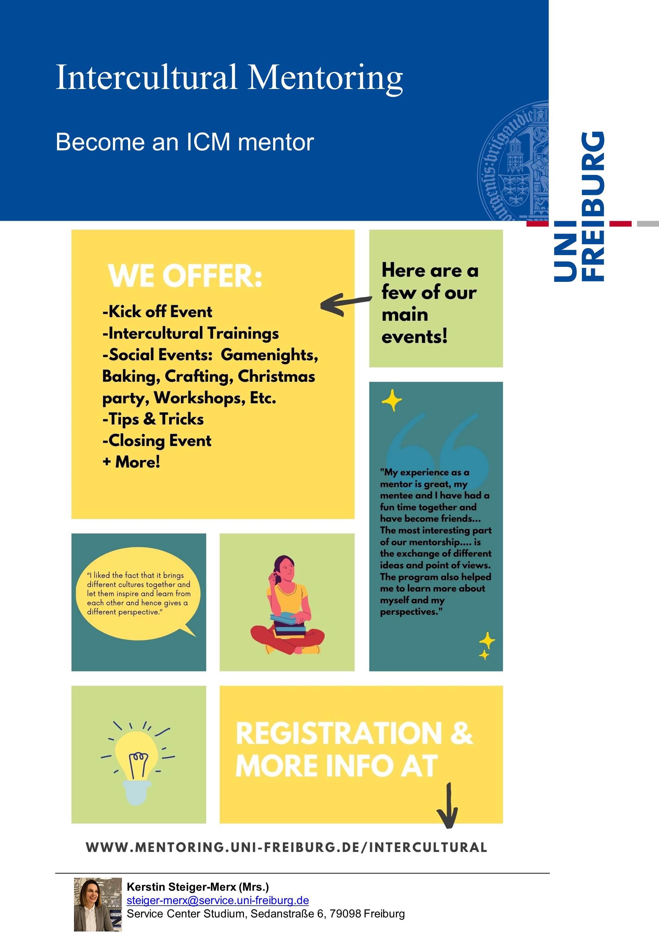 ICM mentor flyer Seite 2