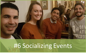 Socializing Events